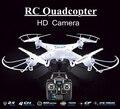 RC Drone Con Cámara HD H5c Helicóptero JJRC Dron Volador Cámara Profesional de Control Remoto Quadcopter Hexacopter VS Syma X5c