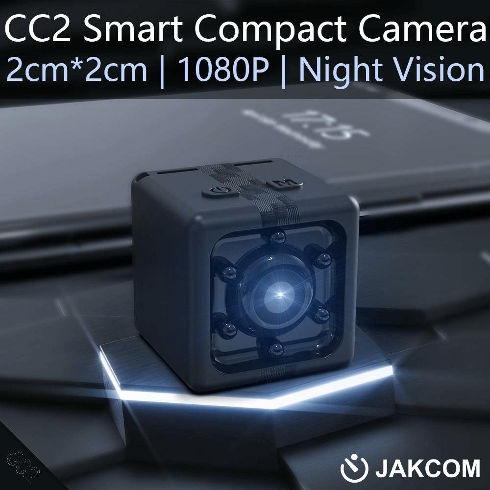 JAKCOM CC2 Smart Compact Camera Hot sale in Mini Camcorders as glasses with video camera fastrack watch arac kameralari