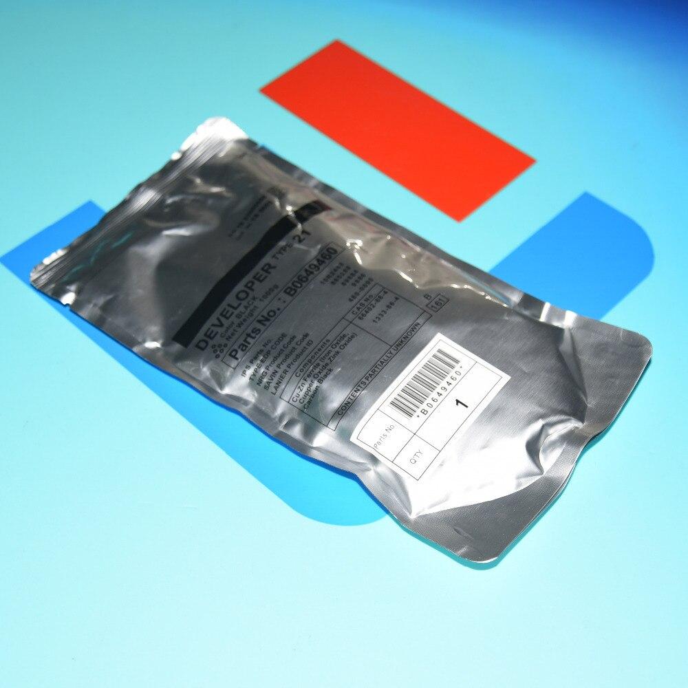 Free Shiping 1kg A2959640 developer For Ricoh AF1085 AF2075 Developer Powder Developer type 21 copier part