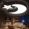 Modern Led Ceiling Lights AC 90-260V White / Black Wrought Iron Lustre Lumiere Plafond Lamp Luminaria De Teto Abajur Lampen Sale