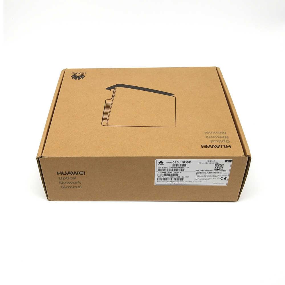 HG8245Q2 GPON ONU ONT HGU Dual Band Wifi AC Router 4GE+Tel+Wifi2 4GHz&5GHz  Same Function as HG8245Q