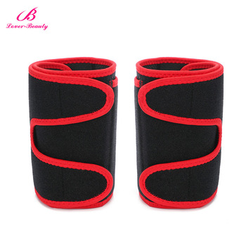 1 Pair Arm Trimmer Belt Sweat Fat Burn Weight Loss Workout Slimming Band Neoprene Body Arm Shaper Warmers Slimmer for Men Women