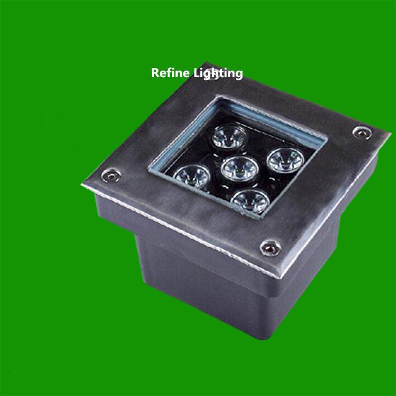 focos led exterior empotrables extendedora jardn luces buiten verlichting deck de jardim luz subterrneo del