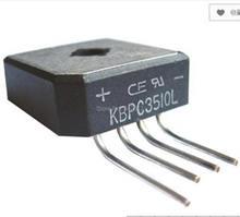 Rectificador de diodo de puente de alta corriente, 35A, 1000V, BR3510L, para regulador de voltaje, 10 Uds.