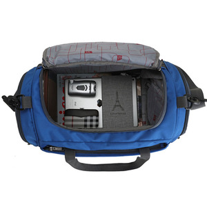 Image 4 - Training Gym Bags Fitness Travel Outdoor Sports Bag Handbags Shoulder Dry Wet shoes For Women Men Sac De Sport Duffel  XA77WA