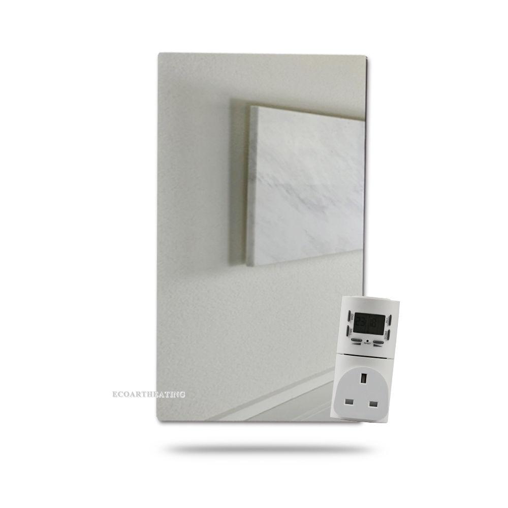 450 W Salle De Bains Chauffage Infrarouge Radiant Miroir Chauffe