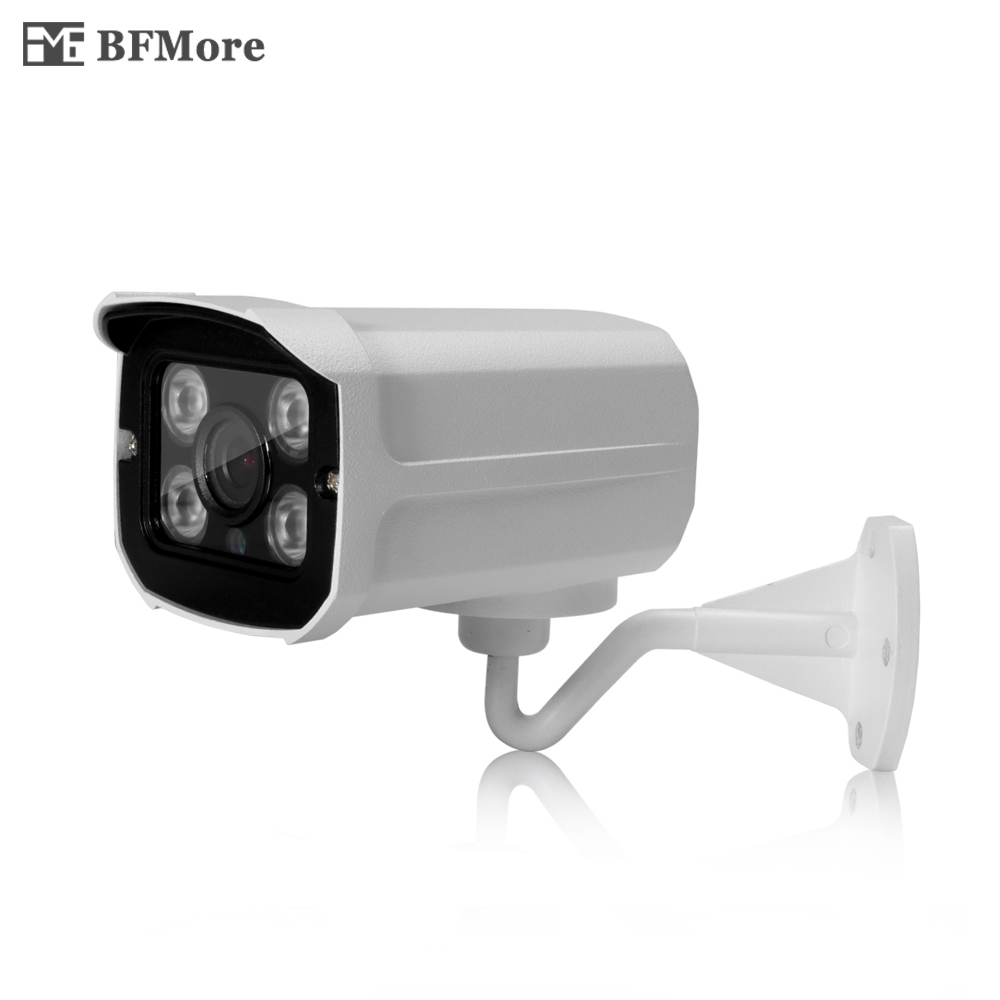 BFMore AHD Camera 1080P Sony IMX323 CCTV Video Security Camera IR Night Vision 30M Metal Case Outdoor Waterproof AHD00104 new arrivals metal case cctv security ahd 1080p 2 0mp camera day night vision ir home security camera with bracket