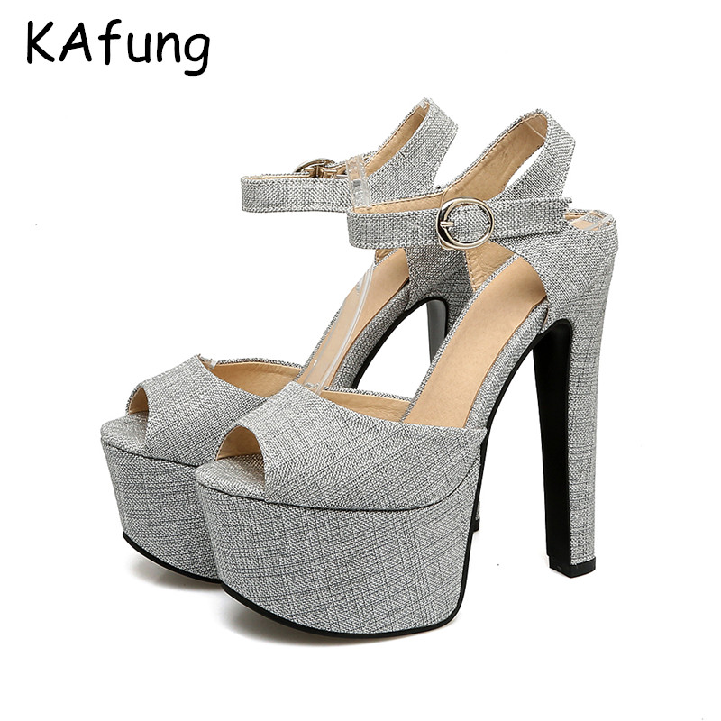 2017 Melissa European And American New Style Women's Shoes Waterproof Platform With High-heeled Fish-mouth Sandals High Heels 2016 spring new european and american fashion shoes thick with fish head shoes nightclub new ultra high heels sandals b454