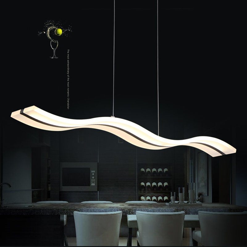 modern kitchen lights best water filter system art deco hanging colorful glass ball e27 pendant lamp with led acrylic suspension ceiling design dining table lighting for