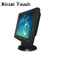 12.1 inch HDMI lcd monitor 4 wire resistive desktop touch monitor tft car tv monitor