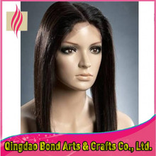 7A Full lace human hair wigs for black women Glueless full lace wigs Brazilian virgin hair straight human hair lace wigs