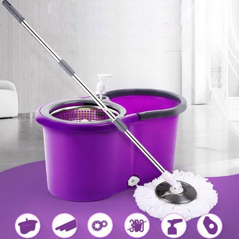 150201 / Rumah Tangga Rotary pel / pel stainless steel berkualitas - Barang-barang rumah tangga
