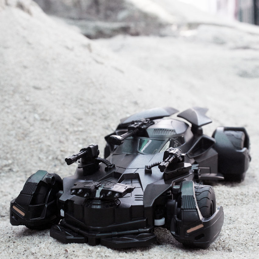 2018 New 1:18 Batman RC Car Justice League Remote Control Electric Toy Model Batmobile RC Sports Vehicle Car