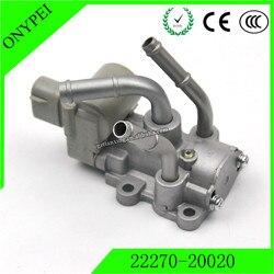 22270-20020 zawór kontroli biegu jałowego IAC dla Toyota Camry 97-01 Lexus ES300 96-98 2227020020