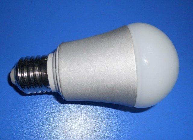 7W SMD LED bulb,AC85V-265V input, 15pcs SMD 5630 led;2