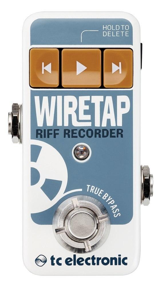 купить TC Electronic WireTap Riff Recorder