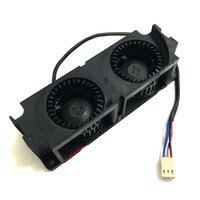 Ventiladores del enfriador original SFB0212H 4K80 12 V 0.51A ventilador 3PIN 3 líneas de 125mm LONGITUD 45 MM ANCHURA 35 MM ALTURA del ventilador de refrigeración