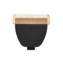 Керамический титановый сменный клипер для стрижки волос, триммер для стрижки волос, бритва для SURKER RFC-688B