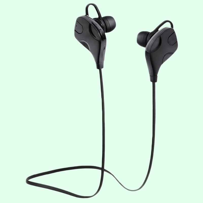 Portable Bluetooth Wireless Headset Handsfree Earphones In-Ear Music Phone Call Battery USB Charging wireless service call bell system popular in restaurant ce passed 433 92mhz full equipment watch pager 1 watch 7 call button