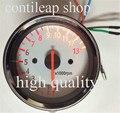 IZTOSS B717 Universal meter Mechanica 13000RPM Tachometer Gauge Motorcycle
