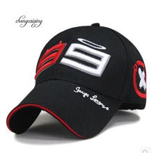 F1new hot season number 99 driver Lorenzo signature of motorcycle helmet men and women casual outdoor sports baseball cap sna
