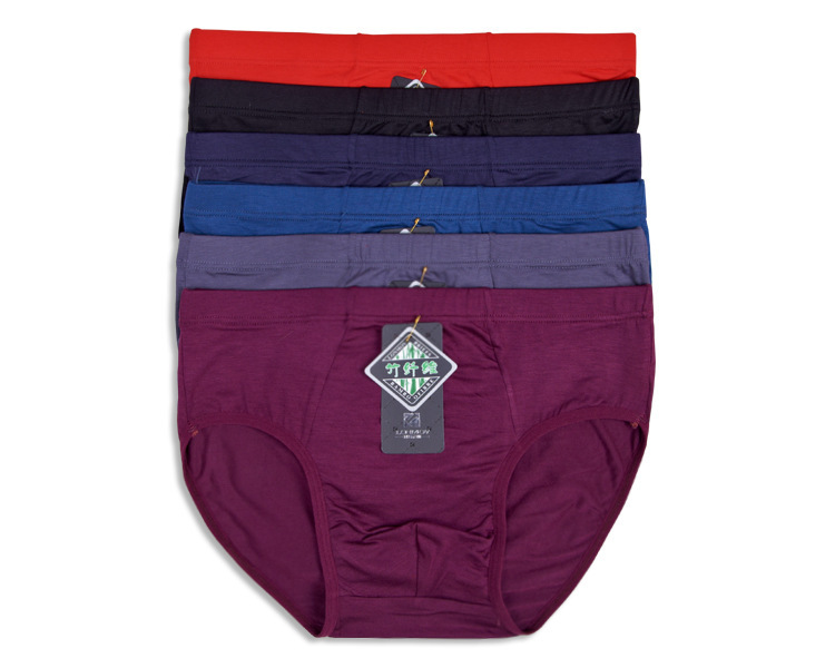 3 X PCS Top Quality Men Panties Lingerie Underwear Briefs Shorts Panties XL XXL XXXL 4XL Free Shipping