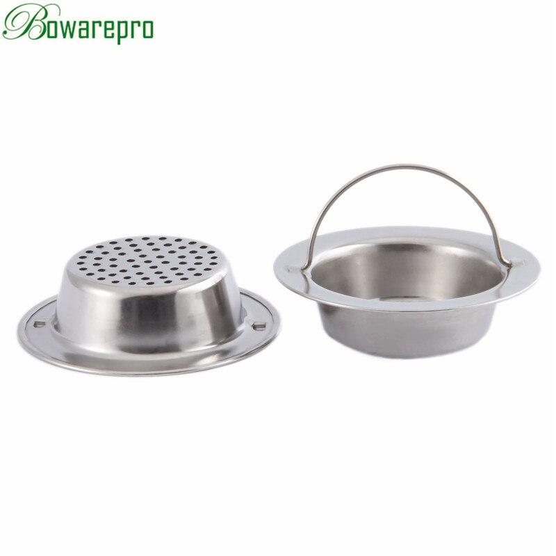 bowarepr Hand held Shower Drain Hole Filter