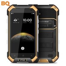 Original Blackview BV6000 IP68 Wasserdichte Smartphone 3 GB RAM 32 GB ROM NFC funktion 4200 mAh GPS + Glonass positionierung
