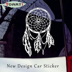 Dream Catcher Voiture Autocollant Imperméable En Vinyle Camion Décor Accessoires Creative Design Classique Drôle Corps Décoration Accessoires