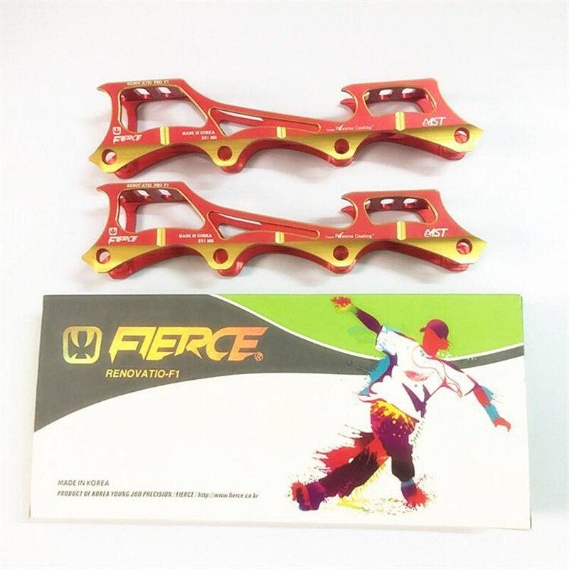 Schaukel Inline Slalom FSK Skating Rahmen für zweifarbige FIRECE - Radfahren - Foto 5