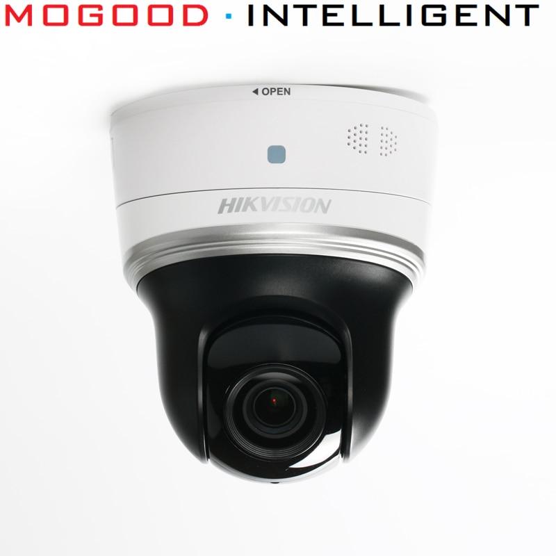 HIKVISION English Version DS-2DE2204IW-DE3/W 1080P 2MP Wifi Mini PTZ IP Camera wireless with IR Support EZVIZ PoE WIFI SD Card