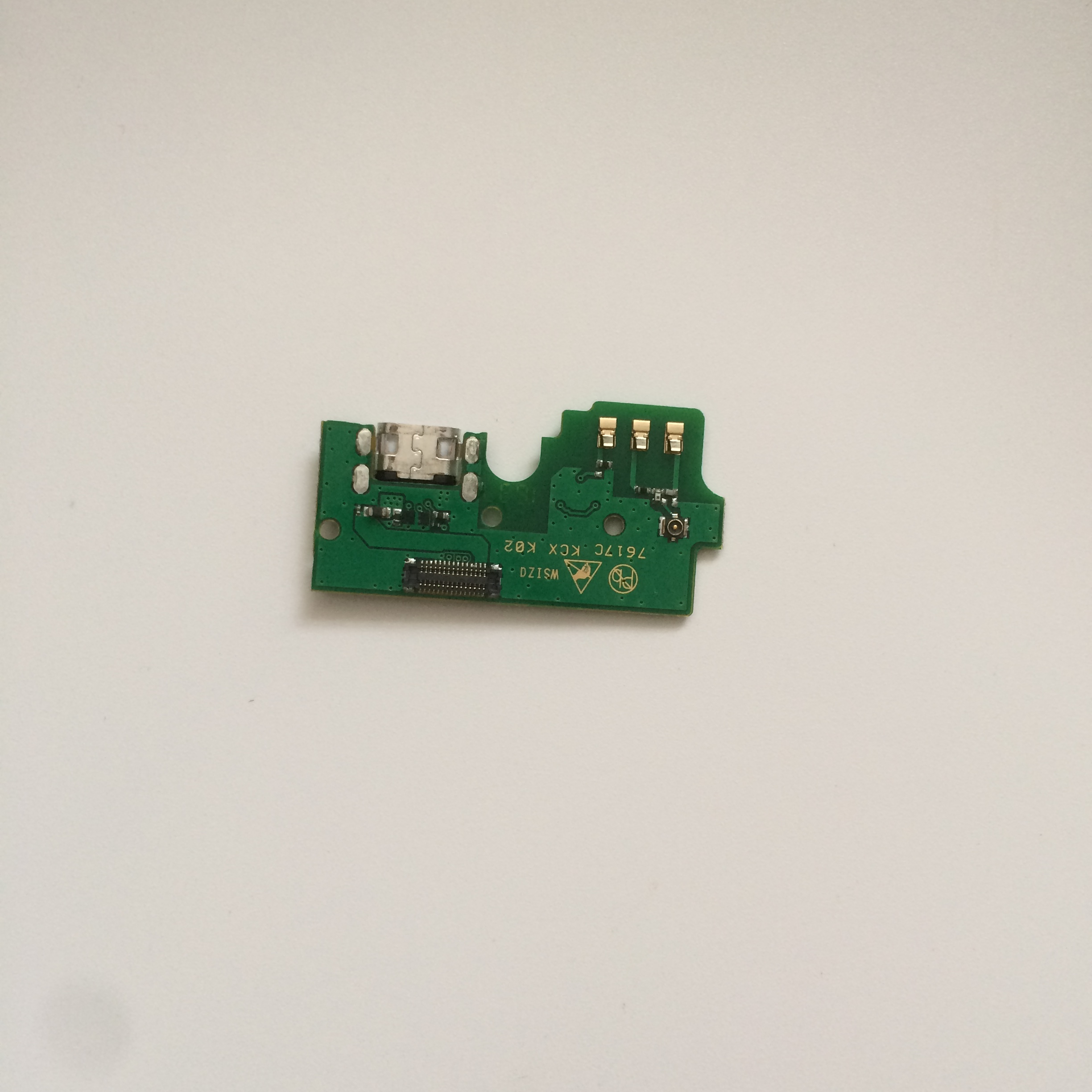 New Replacement USB Plug Charge Board For Homtom HT20 4.7 Inch 1280x720 MTK6737 Quad Core Cell Phone Free Shipping(China)