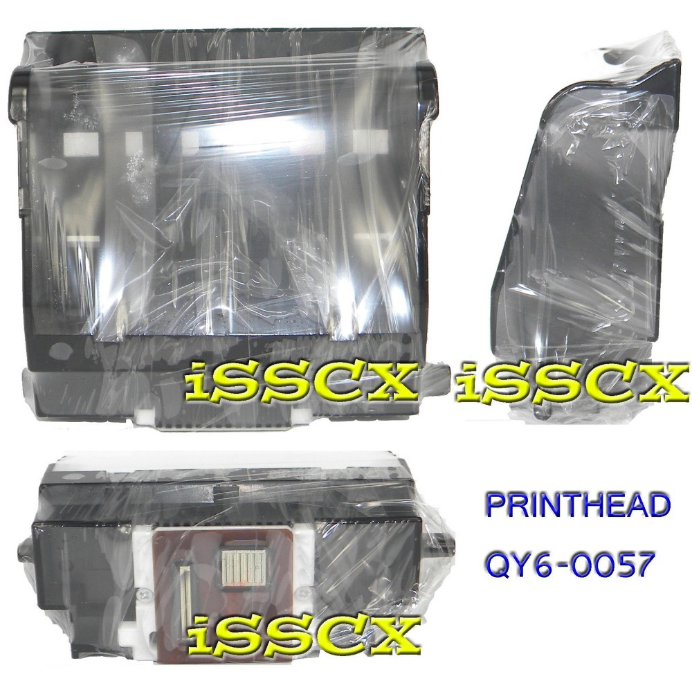 PRINTHEAD Shipping free and Refurbished Druckkopf Print Head QY6-0057 for CANON iP5000 image