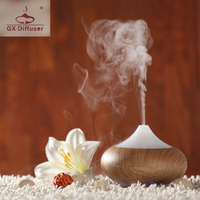2015 Hot Electric Aroma Diffuser Nebulizer Ultrasonic Air Humidifier Aromatherapy Essential Oil Purifier Mist Maker