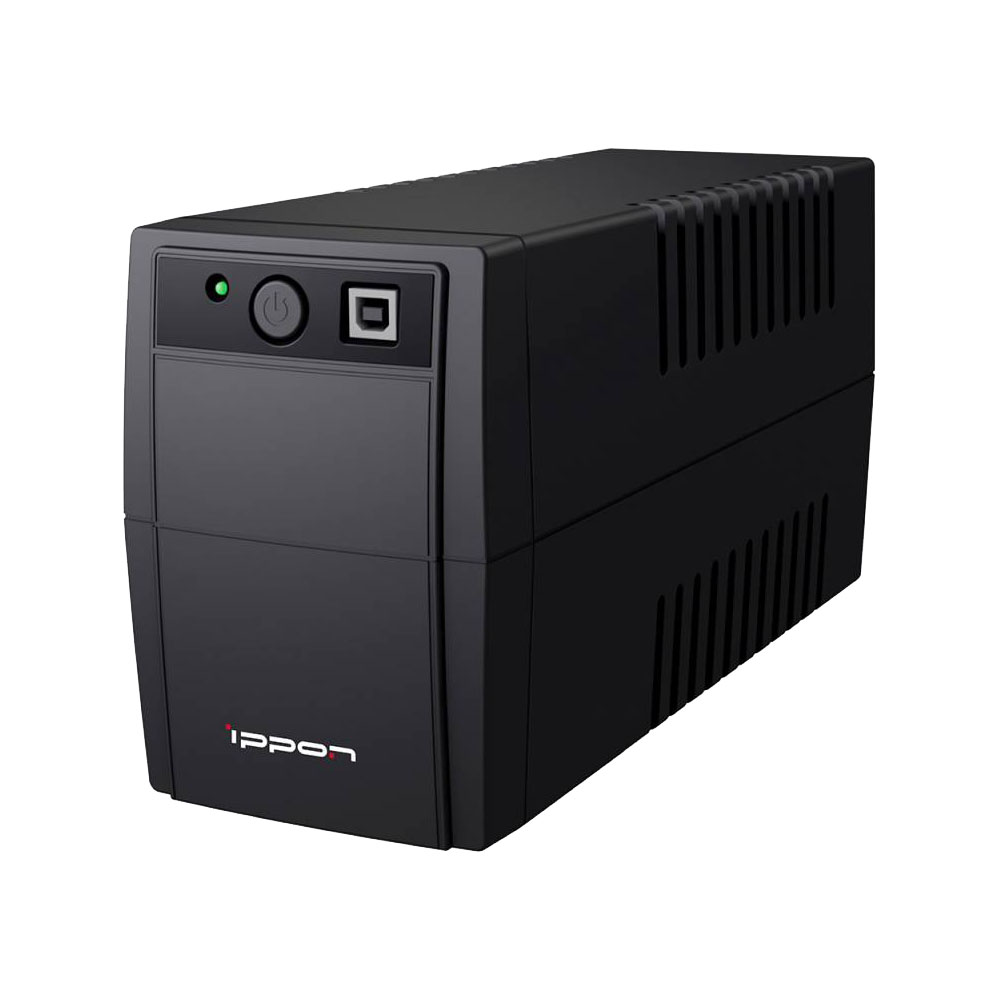 Uninterruptible Power Supply Ippon Back Basic 650 Home Improvement Electrical Equipment & Supplies (UPS) источник бесперебойного питания ippon back power pro lcd 600