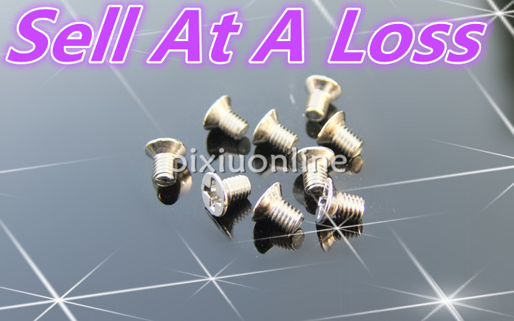 10pcs K786 Philip's Head Screw Stainless Steel Material for DIY Model Making and Household  Sell At A Loss USA Belarus Ukraine 10pcs g53 usb 2 0 4pin a type female socket connector curly mouth for data transmission charging sell at a loss usa belarus