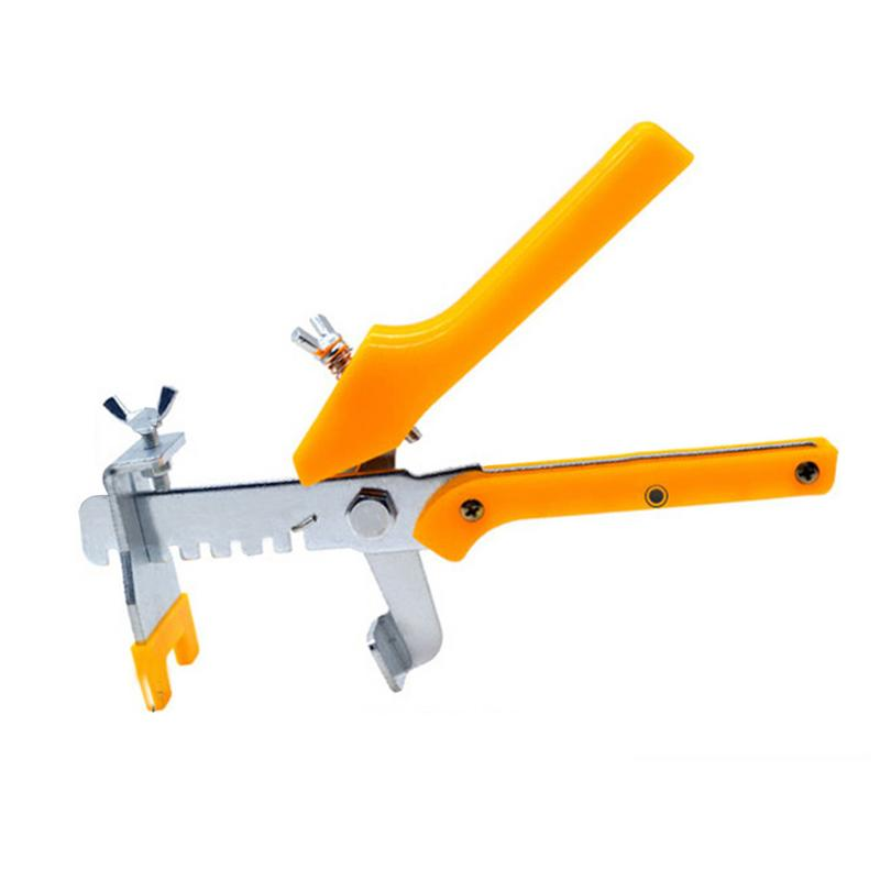 Wall Tile Leveling System Leveler - Wall Tile Paving Locator Tool Leveler Pushing Pliers Clincher  Masonry Auxiliary