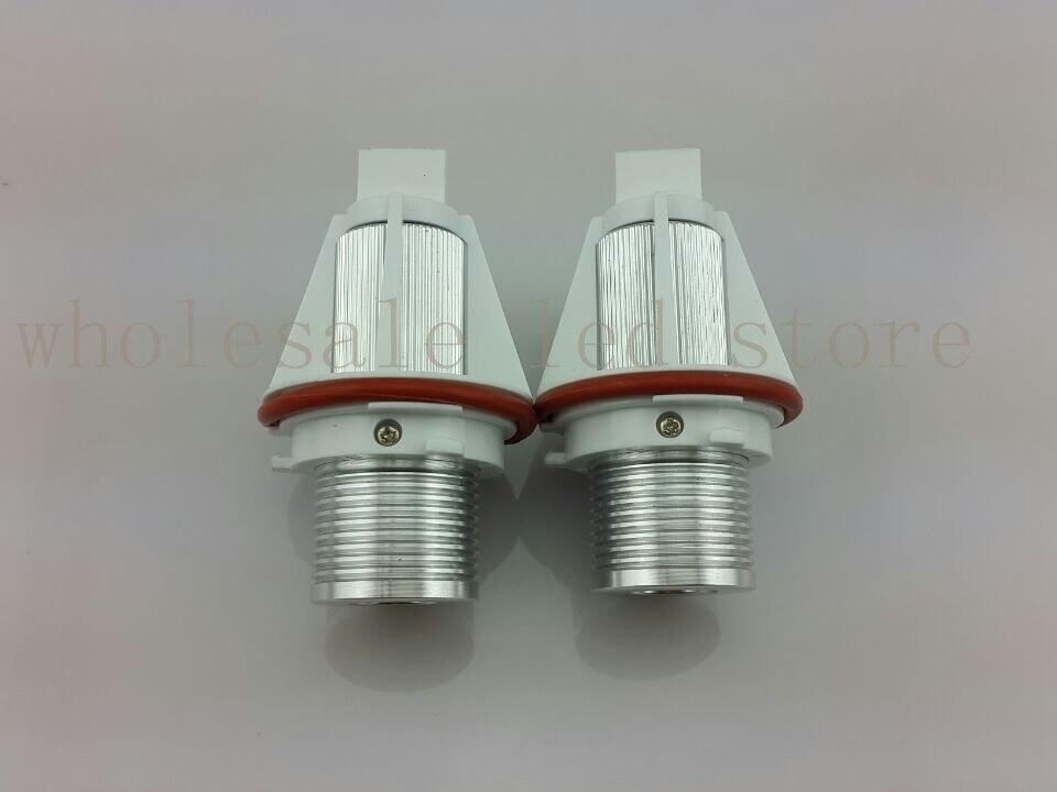 Подробнее о 2pcs7W   LED Marker for BMW E39 E60 LED Angel Eye bulb for BMW E39 E53 E63 E64 E65 E66 E67 E87 X3 LED halo ring for BMW 7w e39 led marker led angel eye bulb for bmw e39 e53 e60 e63 e64 e65 e66 e67 led headlight halo ring bulb led angel eyes