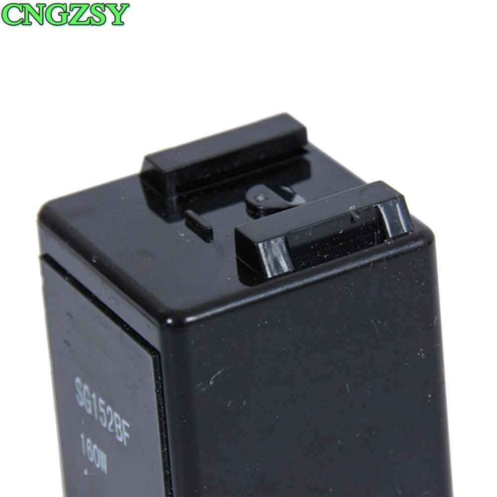 3 Pin Регулируемая универсиальная электронный Flasher реле модуля Fix светодиодный указатель поворота мотоцикла ошибка быстро Flasher мигалка R26