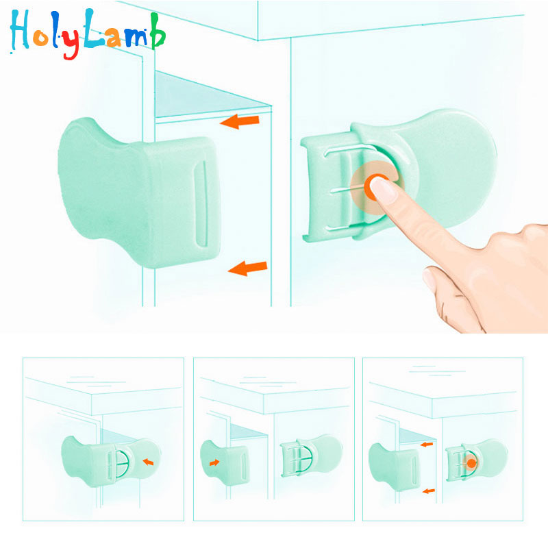 Beautiful Right Angle Drawer Lock Protection From Children <font><b>Baby</b></font> Child Safety Child Lock Chateau Lock <font><b>Baby</b></font> <font><b>Products</b></font> <font><b>Baby</b></font> <font><b>Proof</b></font> image