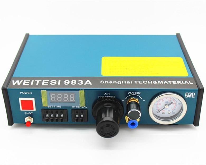 digital dispenser 983A high precision automatic dispensing glue machine glue dripping machine