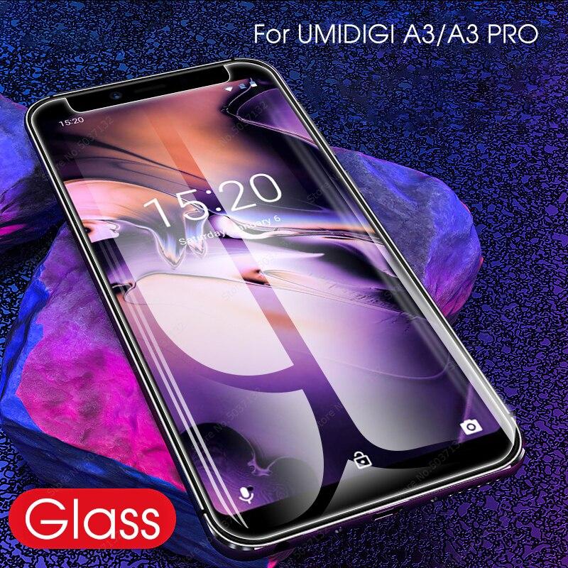 Tempered Glass For UMIDIGI A3 Pro A3Pro A 3 Pro 3Pro Protective Glass Screen Protector Glass Film For UMIDIGI Transparent Film