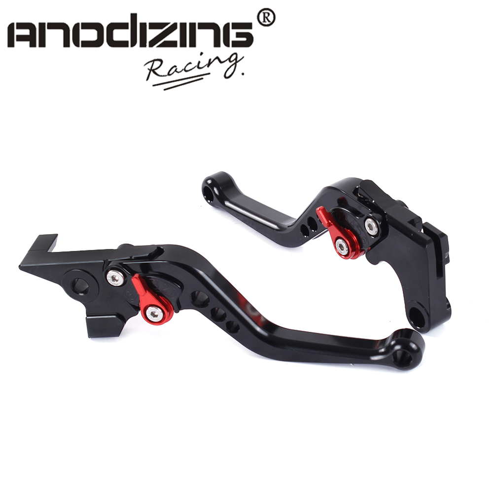 F-16 Y-688 Motorcycle Brake Clutch Levers For Yamaha FZ1 FAZER/GT FZ6 FAZER/S2 FZ6R FZ8 XJ6 DIVERSION ABS FZ6-Fazer/S2 universal windshield cnc motorcycle fairing body work fasten bolts screws for yamaha fz1 fazer fz6r fz8 xj6 fz6 mt 09 fz 09