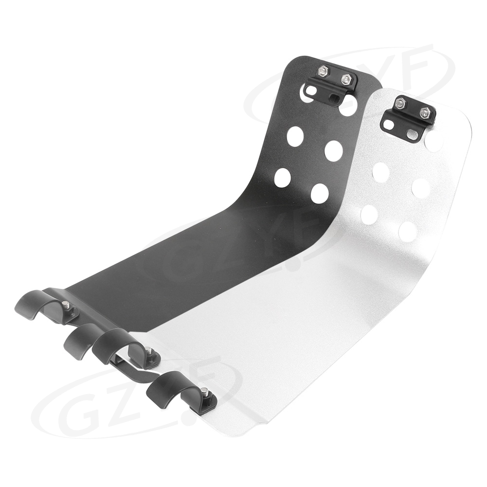 Skid Plate Engine Guard Fender For Triumph Thruxton 900 / SCRAMBLER 900 / Bonneville T100  T214 SE T120 / T100 110th Anniversary th 900