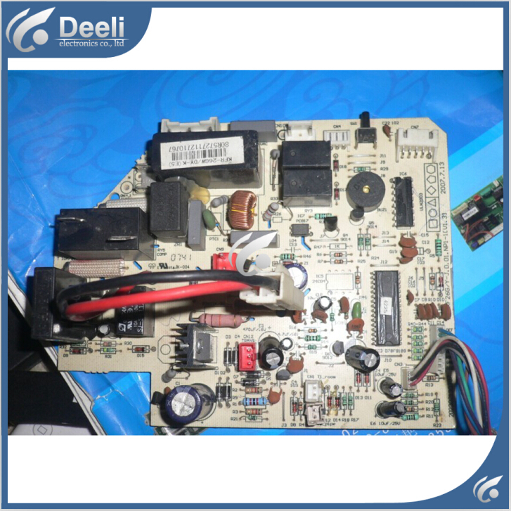 95% new good working for air conditioning motherboard KFR-26/32/35GW/DY-B(E5) circuit board KFR-23GW/DY-B(E5) on sale 95% new good working for air conditioning accessories kfr 23 25 26 32 35g m75a computer board motherboard on sale