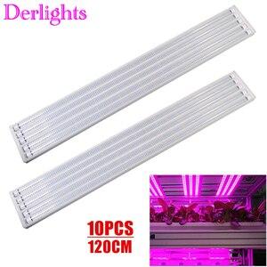 10PCS 120cm Led Grow Light Ful