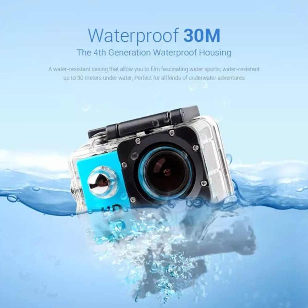 Outdoor Sport Actie Mini Onderwater Camera Waterdichte Cam Screen Kleur Waterbestendig Video Surveillance Voor Water Camera