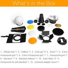 Flash Diffuser Adapter Kit