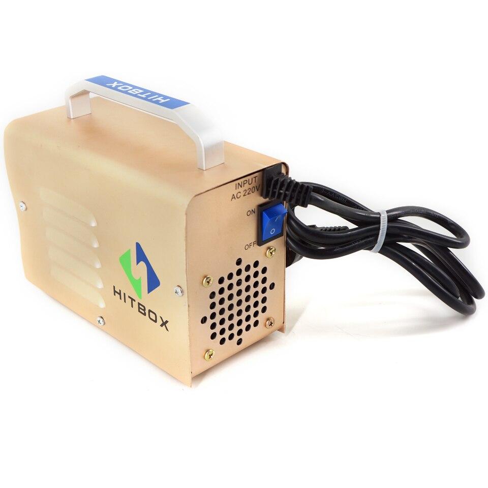 ARC 120/140/160/200 DC IGBT invertorové elektrické stroje pro - Svářecí technika - Fotografie 4