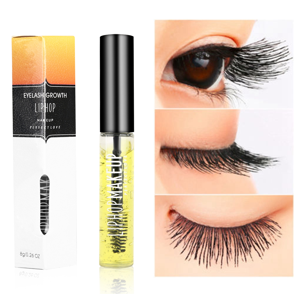 49f7f249ffe 1PC Eyelash Extension Growth Serum Liquid Makeup Powerful Enhancer Eye Lash  Treatments Natural Thicker Longer Lengthening ~ Free Delivery July 2019